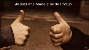Je suis une Madeleine de Proust